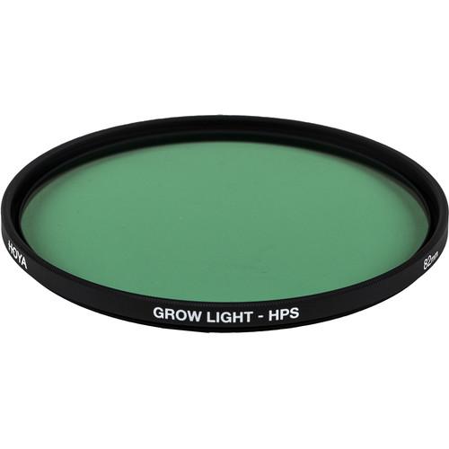 Hoya Grow Light - Hps 82Mm Kit W/ 67, 72, 82Mm Step-Up Rings