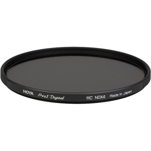 Hoya 82mm Pro 1 Digital Solid Neutral Density 0.6 Filter (2 Stop)