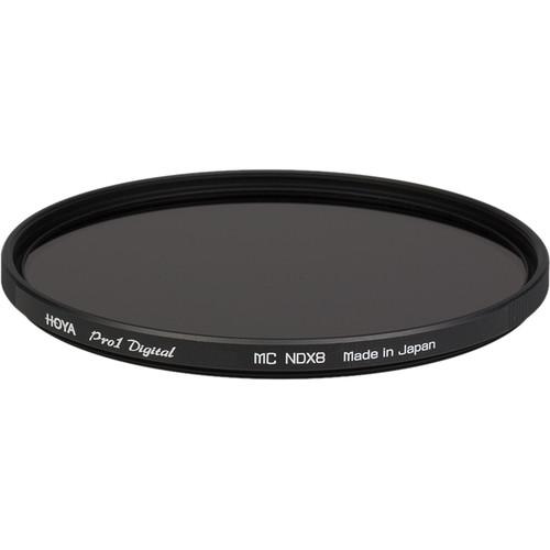 Hoya 82mm Pro 1 Digital Solid Neutral Density 0.9 Filter (3 Stop)