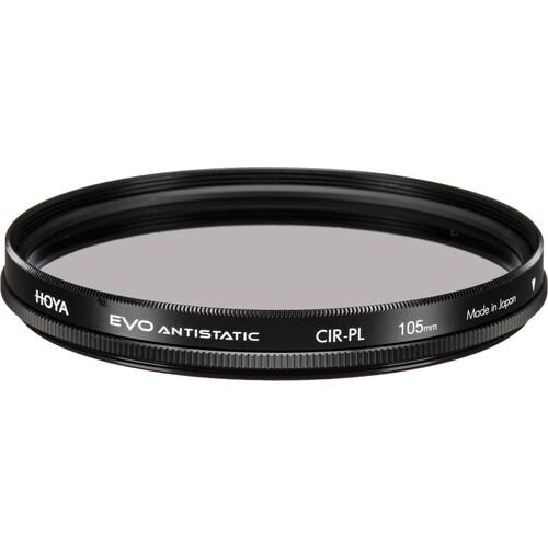 Hoya 105mm EVO Antistatic Circular Polarizer Filter