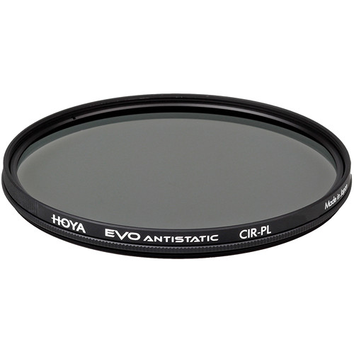 Hoya 46mm EVO Antistatic Circular Polarizer Filter