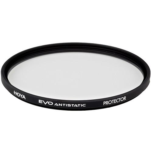 Hoya 55mm EVO Antistatic Protector Filter
