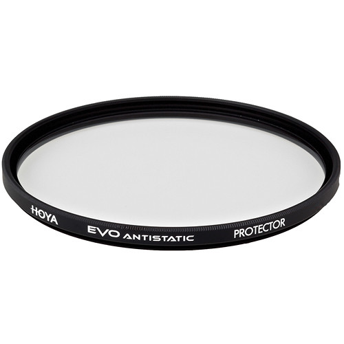 Hoya 58mm EVO Antistatic Protector Filter