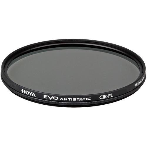 Hoya 77mm EVO Antistatic Circular Polarizer Filter
