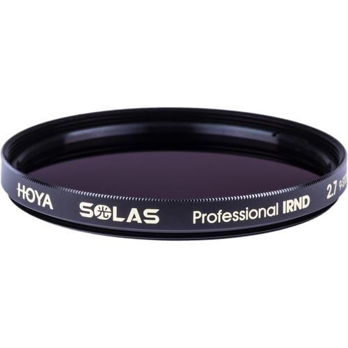 Hoya 49mm Solas IRND 2.7 Filter (9-Stop)