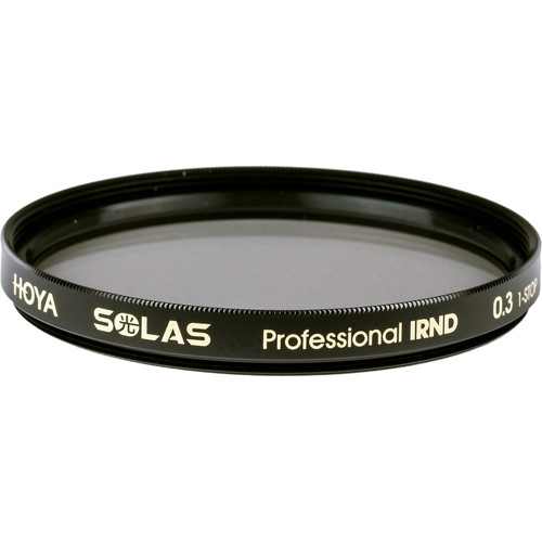 Hoya 58mm Solas IRND 0.3 Filter (1 Stop)