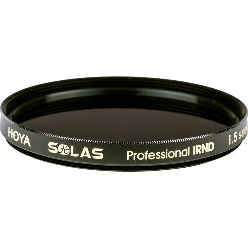 Hoya 58mm Solas IRND 1.5 Filter (5 Stop)