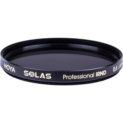 Hoya 62mm Solas IRND 0.6 Filter (2-Stop)