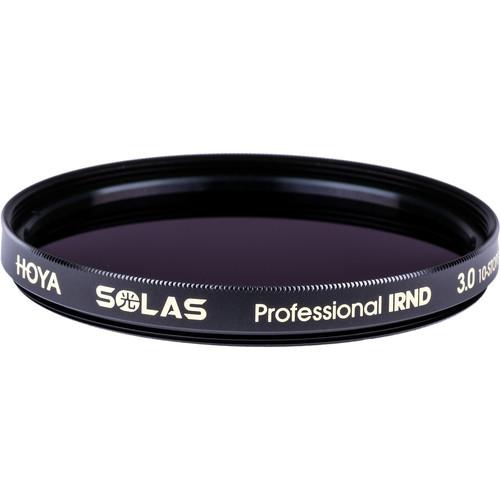 Hoya 62mm Solas IRND 3.0 Filter (10 Stop)