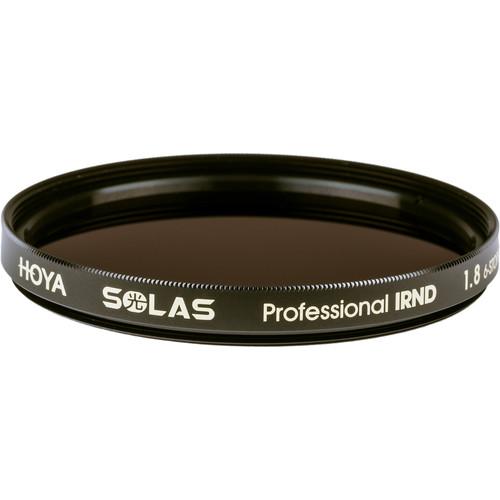Hoya 67mm Solas IRND 1.8 Filter (6 Stop)