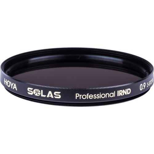 Hoya 72mm Solas IRND 0.9 Filter (3-Stop)