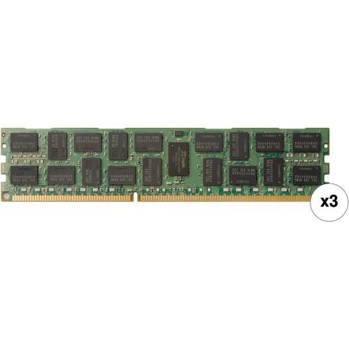 HP 12GB (3 x 4GB) DDR4-2133 ECC RAM Modules Kit