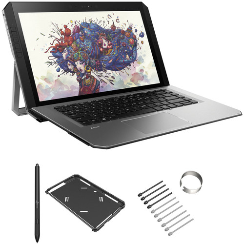 """HP 14"""" ZBook x2 G4 Multi-Touch 2-in-1 Mobile Workstation with ZBook x2 Pen"""