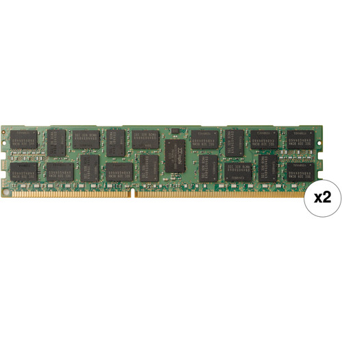 HP 32GB (2 x 16GB) DDR4 SDRAM Memory Module Kit