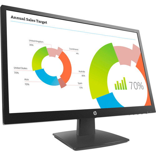 "HP V273a 27"" 16:9 LCD Monitor (Smart Buy)"