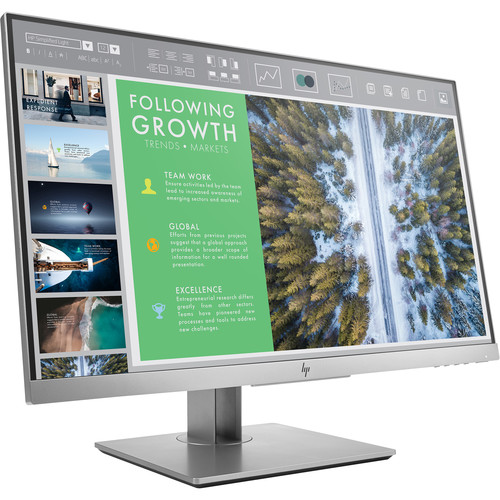 "Monitor HP EliteDisplay E243 23.8 ""16: 9 IPS"