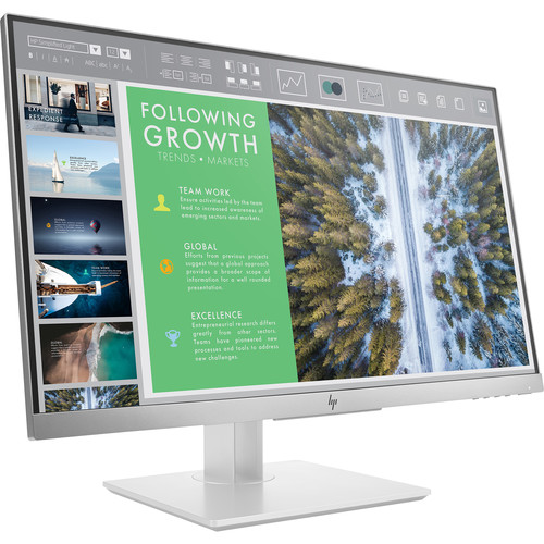 "HP EliteDisplay E243 23.8"" 16:9 IPS Monitor (Head Only)"