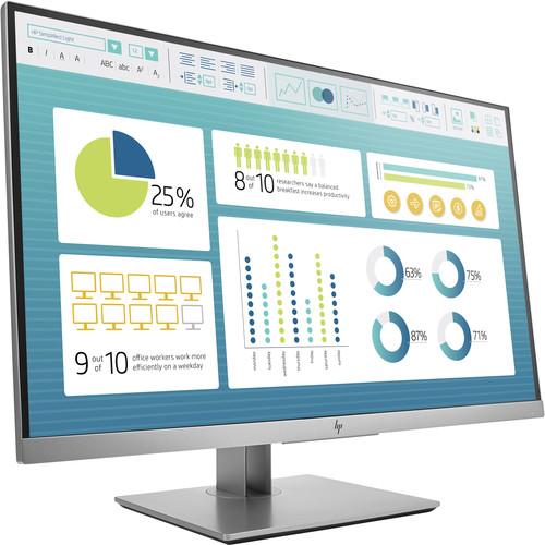 "HP EliteDisplay E273 27"" 16:9 IPS Monitor"