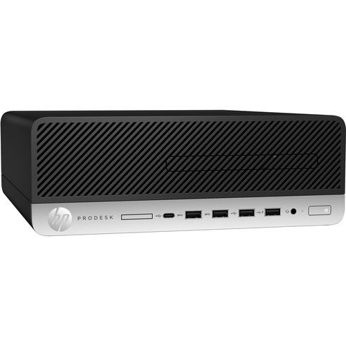 HP ProDesk 600 G3 Small Form Factor Desktop Computer