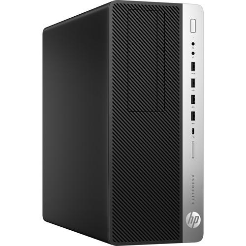 HP EliteDesk 800 G3 Tower Desktop Computer