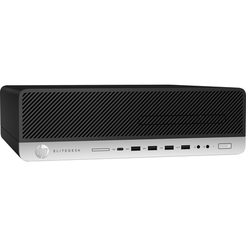 HP EliteDesk 800 G3 Small Form Factor Desktop Computer