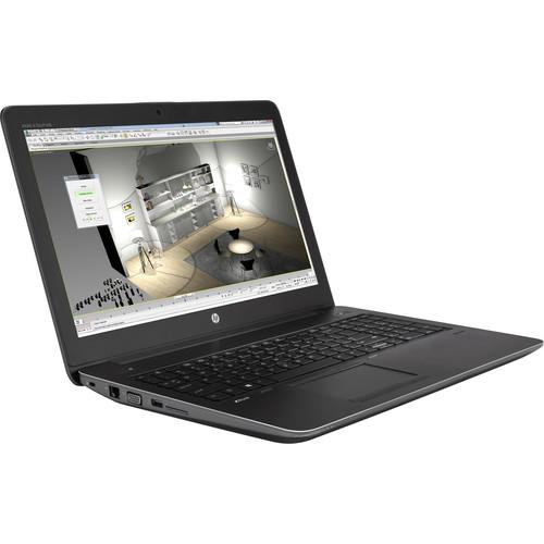 "HP 15.6"" ZBook 15 G4 Mobile Workstation"
