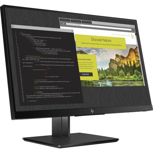 "HP Z24nf G2 23.8"" 16:9 IPS Monitor (Smart Buy)"