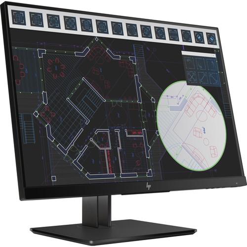 """HP Z24i G2 24"""" 16:10 IPS Monitor"""