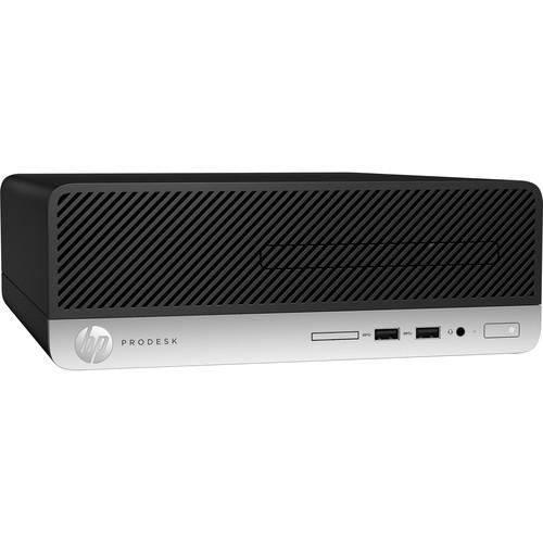 HP ProDesk 400 G4 Small Form Factor Desktop Computer