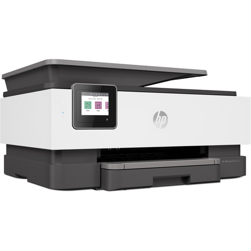 HP OfficeJet Pro 8025 All-in-One Thermal Inkjet Printer