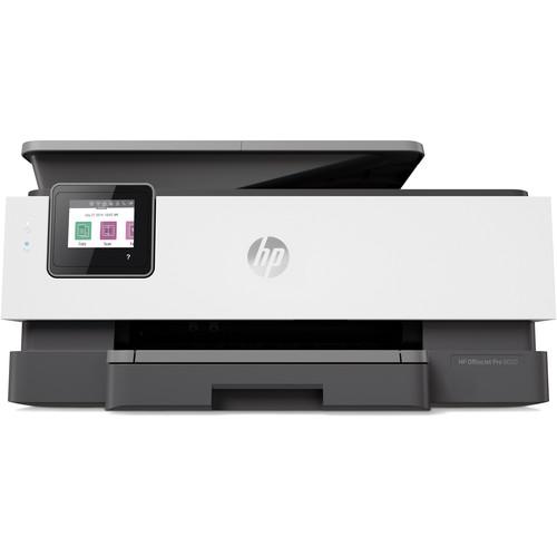 HP OfficeJet Pro 8020 All-in-One Thermal Inkjet Printer
