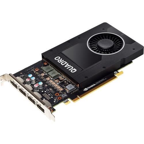 HP 1ME41AT Quadro P2000 Graphics Card