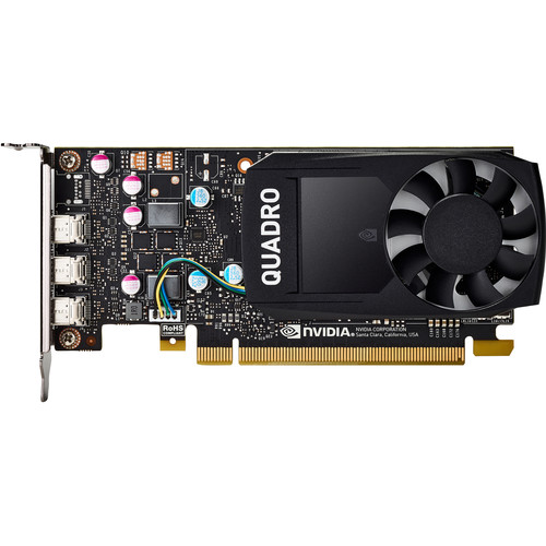 HP Quadro P400 Graphics Card (Smart Buy)