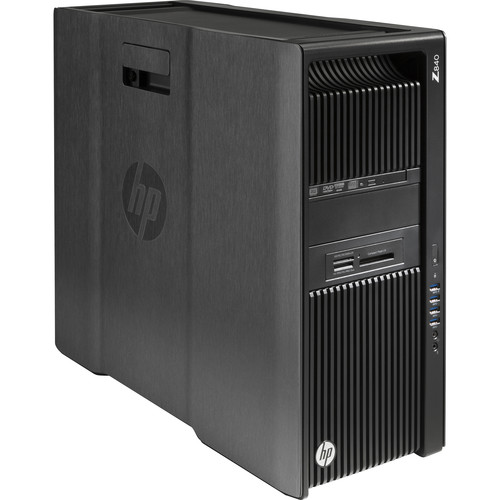 HP Z840 Series Rackable Tower Workstation