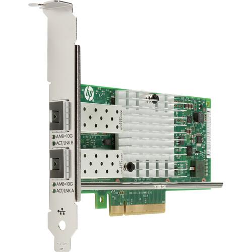 HP Intel X550 10GBase-T Dual-Port NIC Card