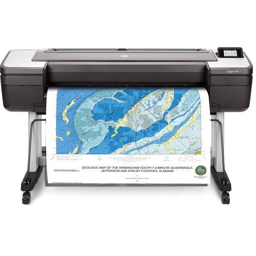 "HP Designjet T1700dr 44"" Postscript Printer (TAA Compliant)"
