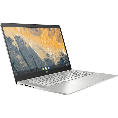 "HP 14"" Pro c640 64GB Chromebook (Pike Silver)"