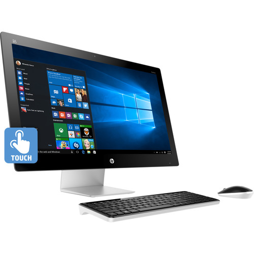 """HP 27"""" Pavilion 27-n141 Multi-Touch All-in-One Desktop"""