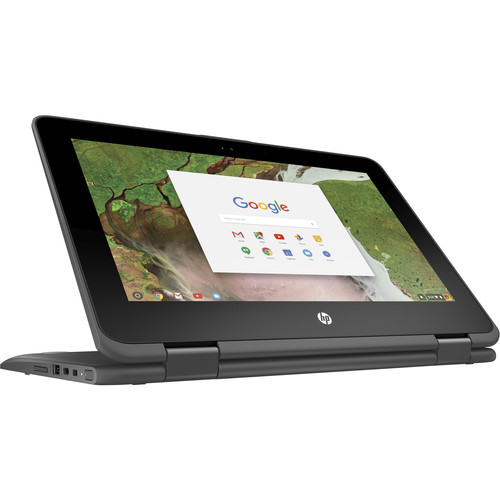 "HP 11.6"" 32GB Multi-Touch 2-in-1 Chromebook x360 11 G1 EE"