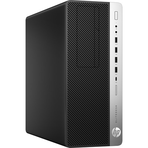 HP 2DR52UT EliteDesk 800 G3 Tower Desktop Computer