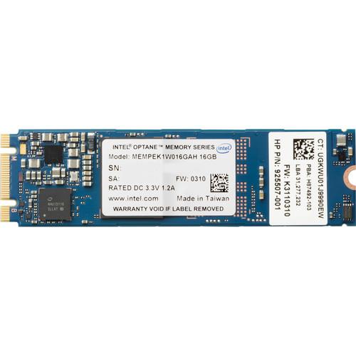 HP 16GB Intel Optane Memory