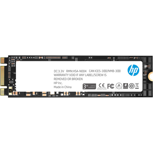 HP S700 500GB SSD M.2