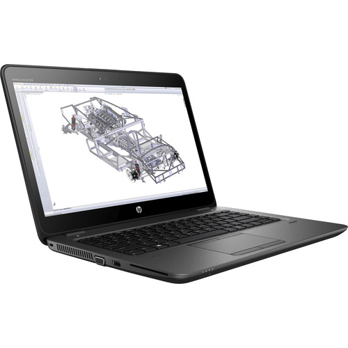 "HP 14"" ZBook 14u G4 Mobile Workstation"