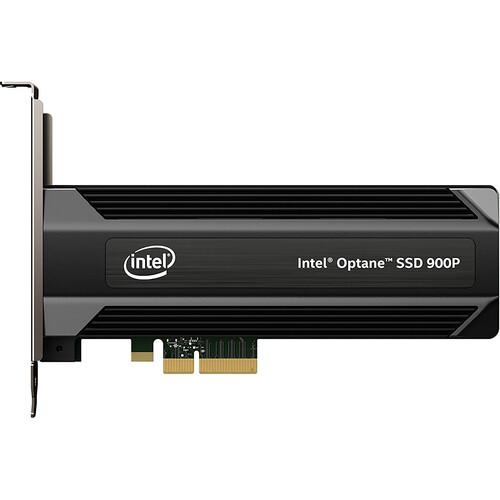 HP 480GB Intel Optane 905p PCIe Internal SSD