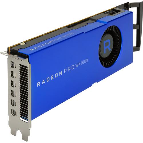 HP Radeon Pro WX 9100 Graphics Card (Smart Buy)