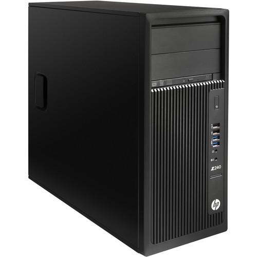 HP Z240 Tower/ i7-7700/ 3.6GHz/ 16GB/ 1TB/ 630/ Windows 10 Pro