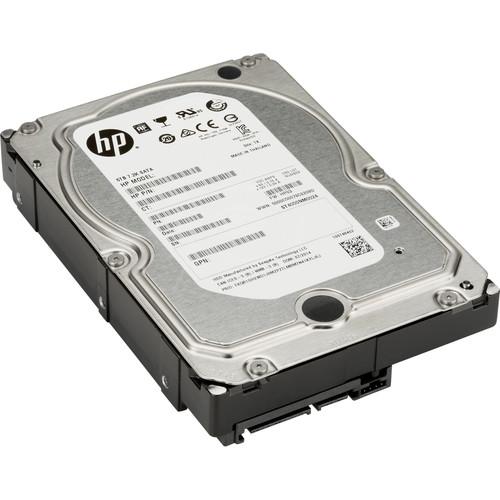 """HP 6TB 7200 rpm SATA 3.5"""" Internal Enterprise HDD"""
