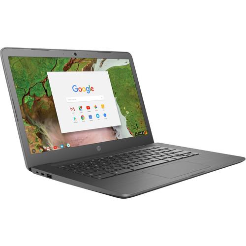 "HP 14"" 32GB Multi-Touch Chromebook 14-ca070nr"