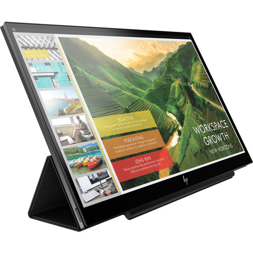 "HP 14"" S14 EliteDisplay Portable Display"