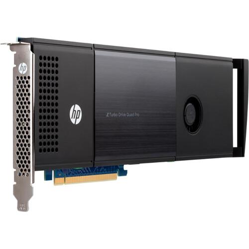 HP Hp Z Turbo Drv Quad Pro 2X2Tb Pcie Ssd